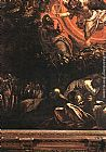 Jacopo Robusti Tintoretto The Prayer in the Garden painting