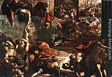Jacopo Robusti Tintoretto The Slaughter of the Innocents painting