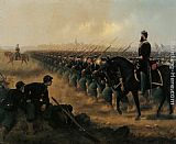 James Alexander Walker View of the Grand Army of the Republic painting