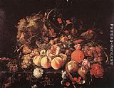 Jan Davidsz de Heem Still-life painting
