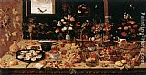 Jan van Kessel Still-Life painting