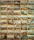 Jan van Kessel The Animals painting