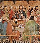Jaume Huguet Last Supper painting