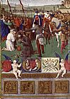 Jean Fouquet The Martyrdom of St James the Great painting