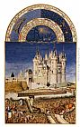 Jean Limbourg September painting