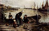 A Fisherman's Family, Marken