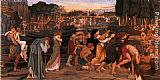John Roddam Spencer Stanhope The Waters of Lethe by the PLains of Elysium painting