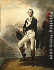 John Trumbull George Washington painting