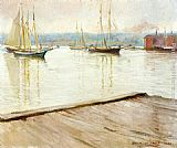 Joseph Rodefer de Camp At Gloucester painting
