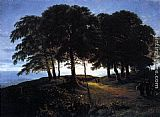 Karl Friedrich Schinkel Morning painting