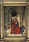 Lorenzo Costa St Jerome painting