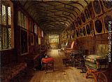 Louise Rayner The Brown Gallery - Knole Kent painting