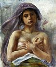 Lovis Corinth Innocentia painting