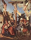 Lucas Cranach the Elder The Crucifixion painting