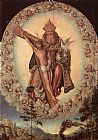 Lucas Cranach the Elder Trinity painting