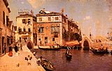 Martin Rico y Ortega A Venetian Afternoon painting
