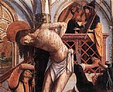 Michael Pacher Flagellation painting