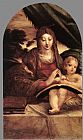 Parmigianino Madonna and Child painting