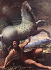 Parmigianino The Conversion of St Paul painting