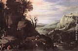 Paul Bril Landscape painting