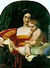 Paul Delaroche The Childhood of Pico della Mirandola painting