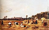 Peter de Wint Cornfield, Windsor painting