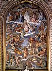 Peter von Cornelius The Last Judgment painting