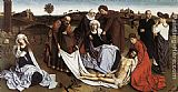 Petrus Christus The Lamentation painting