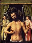 Petrus Christus The Man Of Sorrows painting