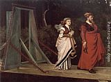 Philip Hermogenes Calderon Whither painting