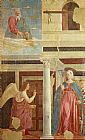 Piero della Francesca Annunciation painting