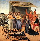 Piero della Francesca Nativity painting