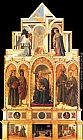 Piero della Francesca Polyptych of St Anthony painting