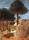Piero della Francesca The Penance of St. Jerome painting