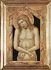 Pietro Lorenzetti Man of Sorrow painting