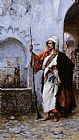 Raimundo de Madrazo y Garreta Arab Warrier painting