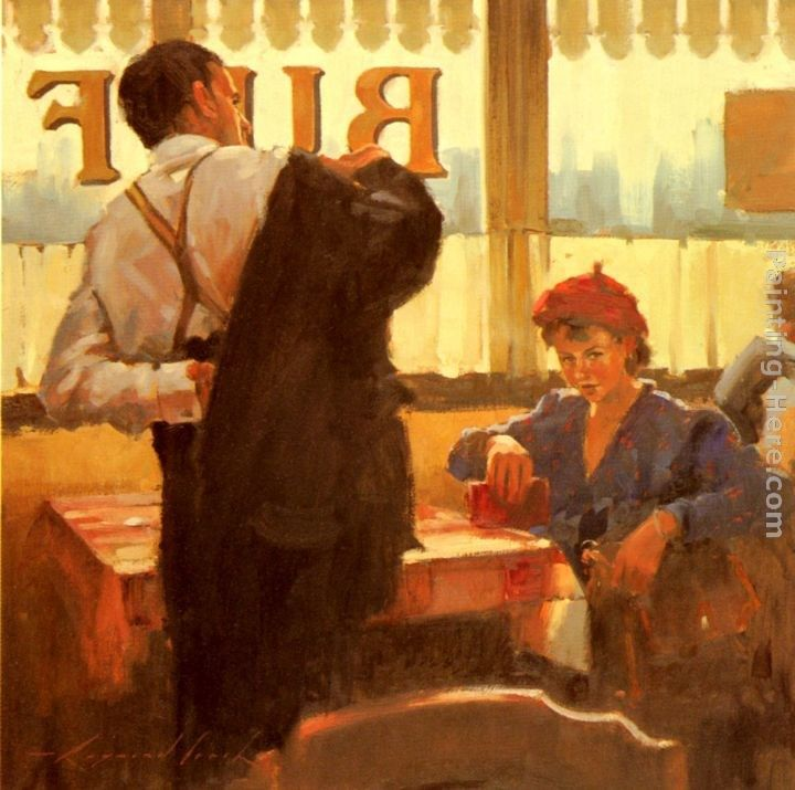 Raymond Leech A Brief Encounter