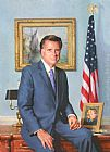Richard Wheeler Whitney Govenor Mitt Romney painting