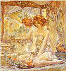 Robert Reid Reflections painting