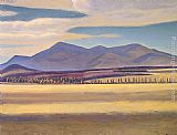 Rockwell Kent Mount Whiteface Asgaard painting