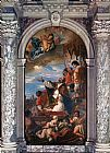 Sebastiano Ricci Altar of St Gregory the Great painting