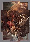 Sebastiano Ricci Fall of Phaeton painting