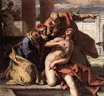 Sebastiano Ricci Susanna and the Elders painting