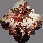 Sebastiano Ricci The Punishment of Cupid painting