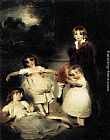 Sir Thomas Lawrence Portrait of the Children of John Angerstein painting