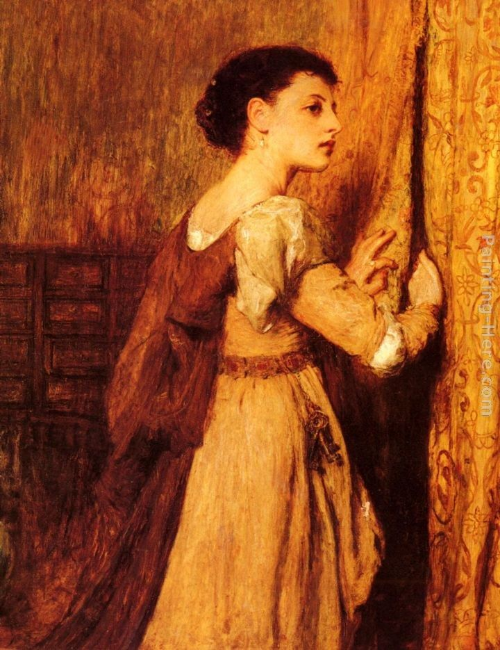 Sir William Quiller Orchardson Jessica