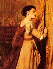Sir William Quiller Orchardson Jessica painting