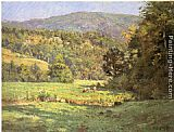 Theodore Clement Steele Roan Mountain painting