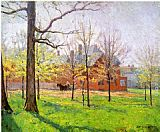 Theodore Clement Steele Talbott Place painting