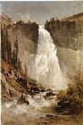 Thomas Hill The Falls of Yosemite painting